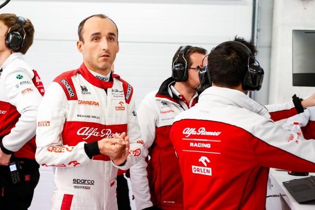 Robert Kubica przedostatni na treningach przed wyścigami DTM w Zolder
