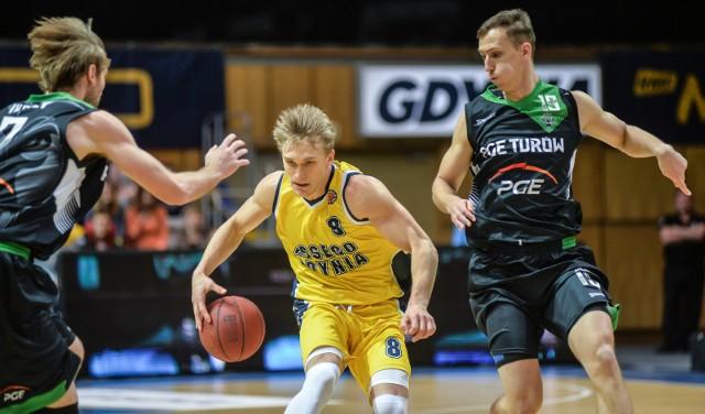 Bartosz Bochno zdobył 24 pkt.