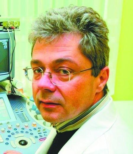 Grzegorz Południewski, ginekolog
