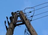 Gmina Brańsk. Złodzieje energii kradli prąd