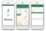 Mobilna aplikacja Granica ułatwi kierowcom przekraczanie granicy