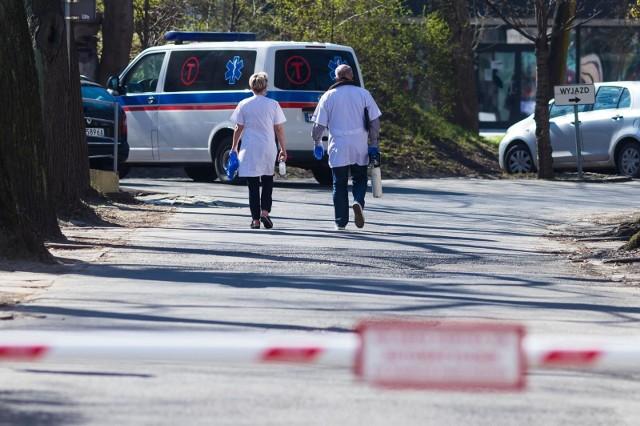 Ofiary śmiertelne koronawirusa w Polsce