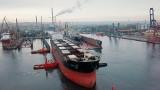 """Masowce PŻM wróciły na remonty do Gdańska! Jako pierwszy statek Jawor. Jednostka przeszła remont klasowy w Gdańskiej Stoczni """"Remontowa"""""""