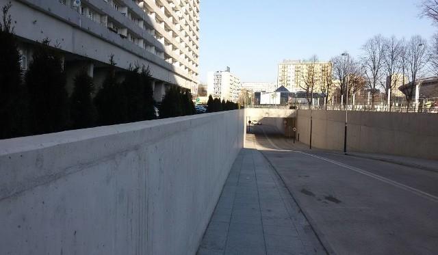 Dawniej Śródmiejska ulica Franza Wincklera