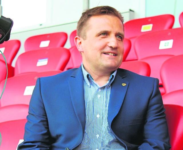 Adam Sarkowicz, prezes Piasta Gliwice: Uważam, że obecny zespół stać na zwycięstwa w II i III rundzie z każdym z rywali LE.