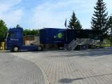 Ciężarówka pełna najwyższych technologii