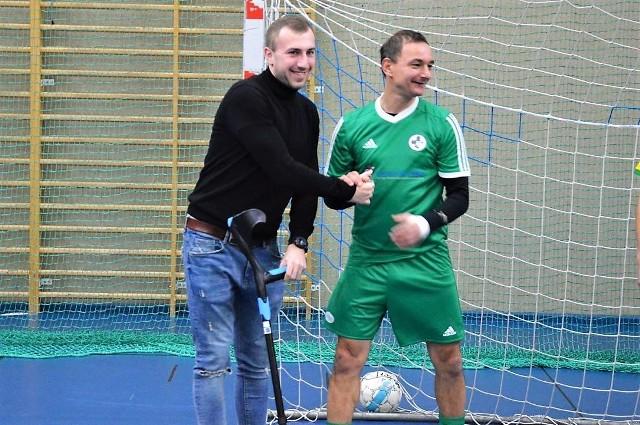 Piłkarze Tęczy Homanit Krosno Odrzańskie wygrali turniej charytatywny na rzecz Kamila Adamowa.
