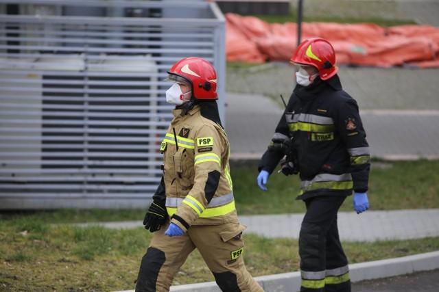 Szpital Śląski zamknął SOR z powodu zarażenia koronawirusem dwóch pracowników