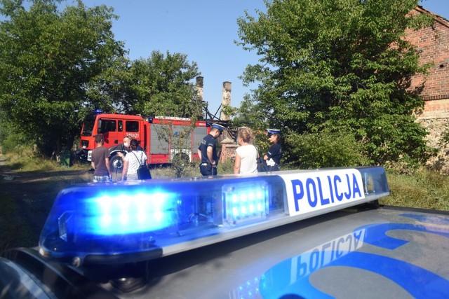 Na szczęście strażakom szybko udało się opanować sytuację.(zdjęcie poglądowe)