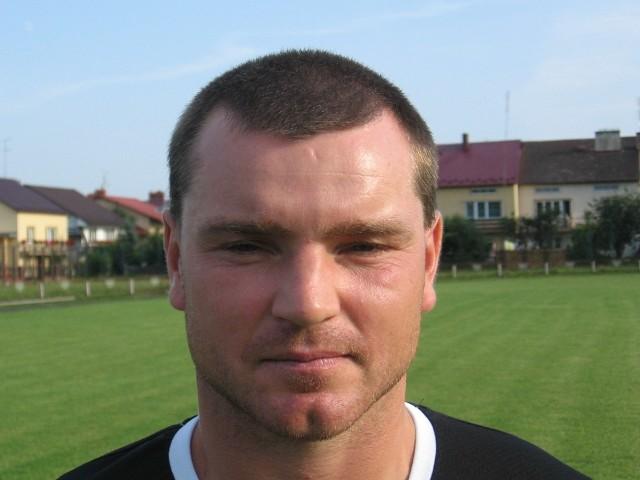 Jacek Groch doczekał się swojego zastępcy na runde wiosenną.