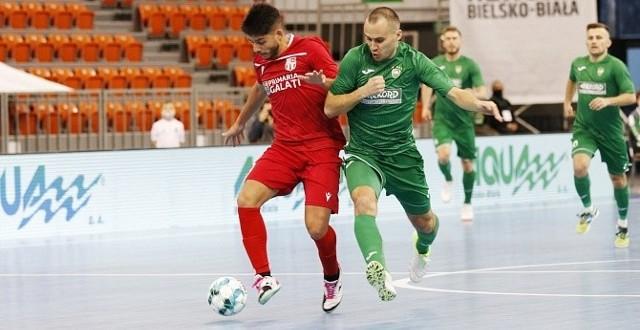 Rekord Bielsko-Biała tym razem przegrał w Hali pod Dębowcem i nie zagra w 1/8 finału Ligi Mistrzów
