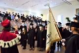 Inauguracja roku akademickiego w Państwowej Uczelni Zawodowej w Tarnobrzegu. Rekordowa liczba studentów, nowe kierunki [ZDJĘCIA]