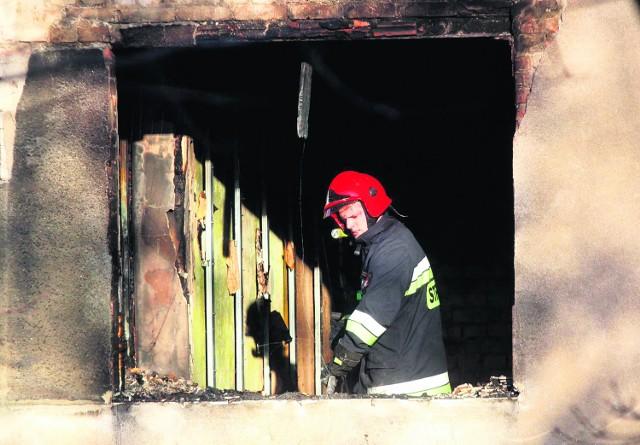 Pożar przy ul. Sobieskiego to już czwarty w ciągu ostatnich czterech miesięcy, jaki strażacy musieli gasić w sopockich kamienicach.