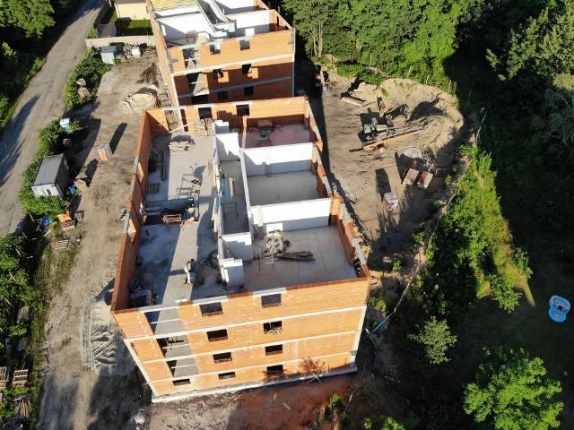W Rybniku budują nowe mieszkania komunalne  Zobacz kolejne zdjęcia. Przesuwaj zdjęcia w prawo - naciśnij strzałkę lub przycisk NASTĘPNE