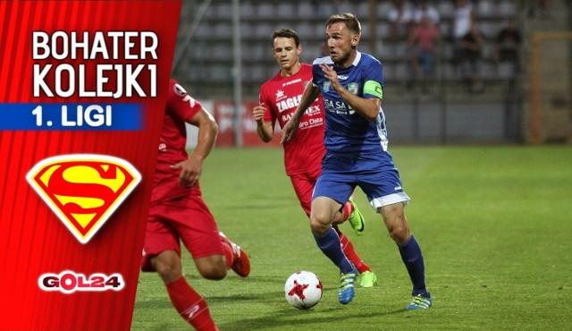 Wojciech Łobodziński – bohater 33. kolejki Nice 1. ligi [ROZMOWA]