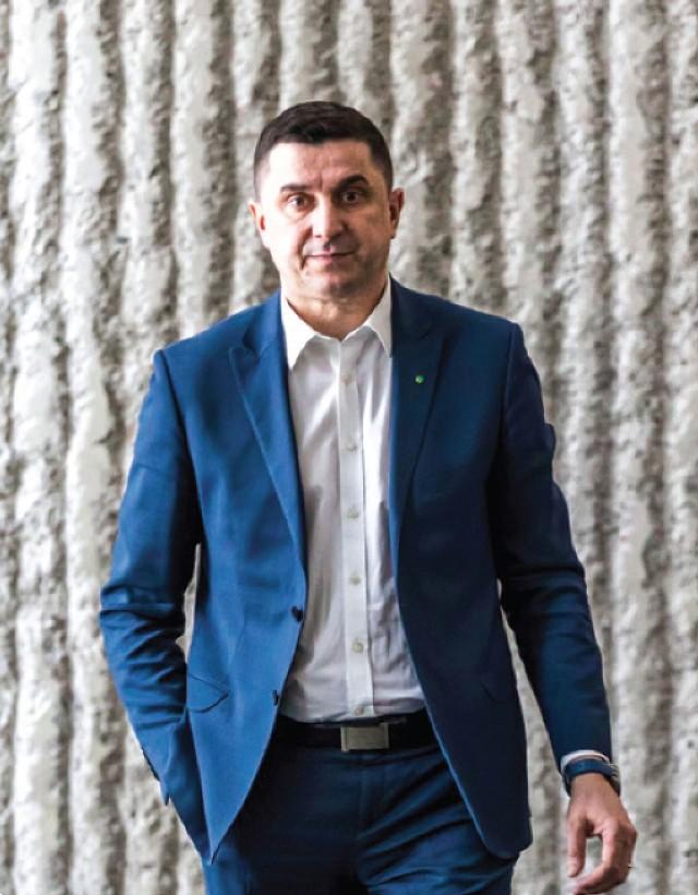 Marceli Niezgoda, dyrektor LAWP w Lublinie
