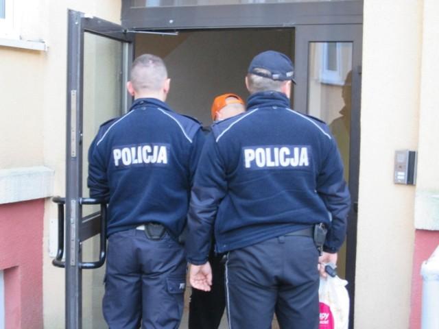 Podpalacz zatrzymany przez policję z Pruszcza Gdańskiego