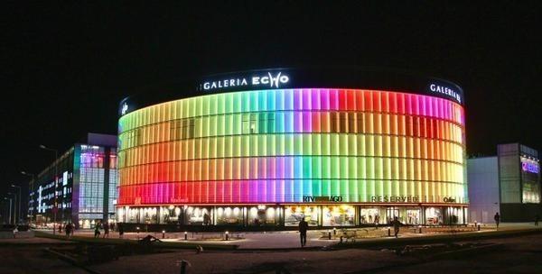 12 maja w godzianach 21-24 w Galerii Echo w Kielcach trwać będzie noc zakupów.