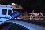 W Wituni pod Więcborkiem dwóch młodych mężczyzn miało wypadek na motocyklu. Trafili do szpitala