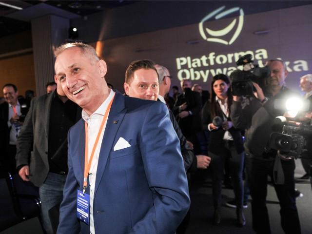Wybory przewodniczącego pomorskiej Platformy Obywatelskiej (14.03.2015 r.). Nowym szefem został Sławomir Neumann