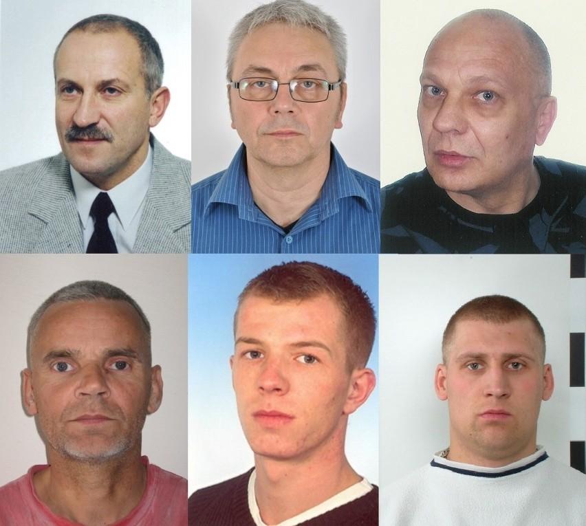 Szuka ich nie tylko policja w Polsce, ale też za granicą....