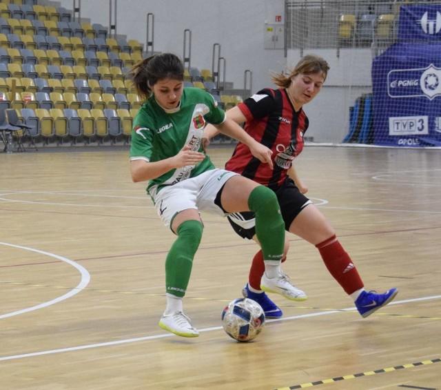 Plon Błotnica Strzelecka i Unia Opole rywalizują w 1 lidze kobiet.