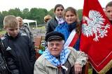 Setne urodziny byłego więźnia KL Stutthof druha Felka. Przetrwał Stutthof i Marsz Śmierci [zdjęcia]
