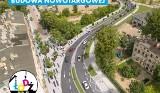 W tym roku nie zacznie się budowa ulicy Nowotargowej w Łodzi. Oferty w przetargu były zbyt duże