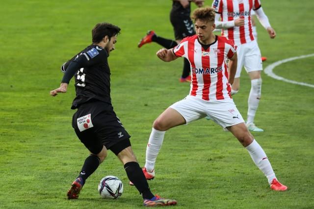 Sylwester Lusiusz zagrał w pięciu meczach ligowych w tym sezonie