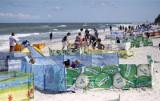 Wakacje 2019 na Pomorzu. Liczba przypadków zaginięć dzieci na plaży nie maleje. Ratownicy wodni apelują do rodziców o czujność