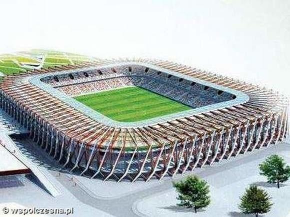 Tak ma wyglądać stadion przy ul. Słonecznej po zakończeniu prac