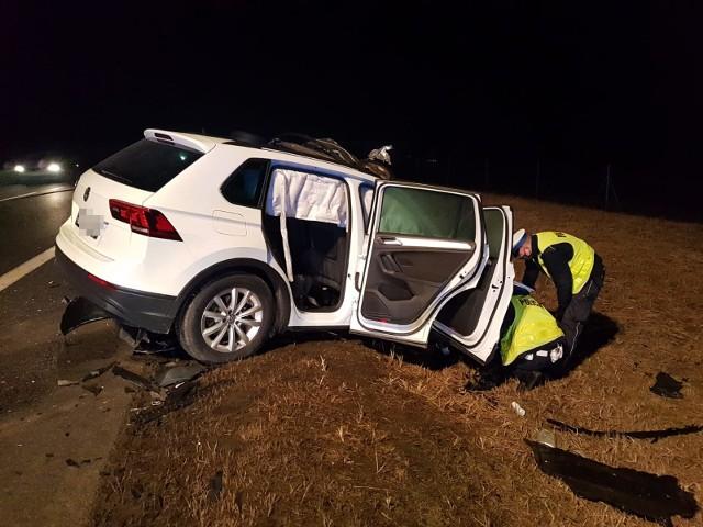Śmiertelny wypadek w Brzozie pod Toruniem