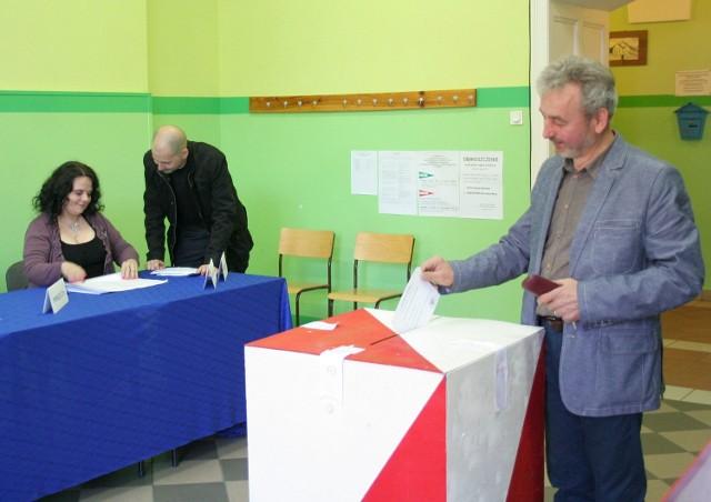 W Chełmnie frekwencja wyborcza - w porównaniu z analogiczną porą sprzed dwóch tygodni - wzrosła.