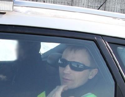 Policjanci odwieźli kierowce do aresztu