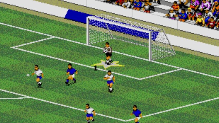 Zanim EA Sports na dobre ruszyło z produkcją swojego tytułu,...