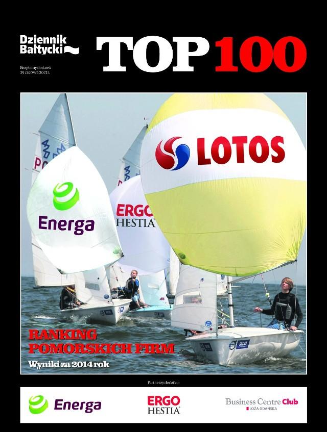 TOP 100. Wyniki finansowe największych firm na Pomorzu