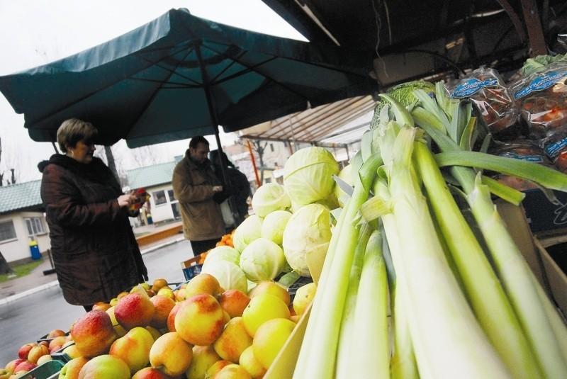 Place, które powstaną z dofinansowania, w największej części mają być przeznaczone do sprzedaży artykułów rolnych i spożywczych. (fot. Sławomir Mielnik)