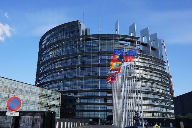 Siedziba PE w Strasburgu