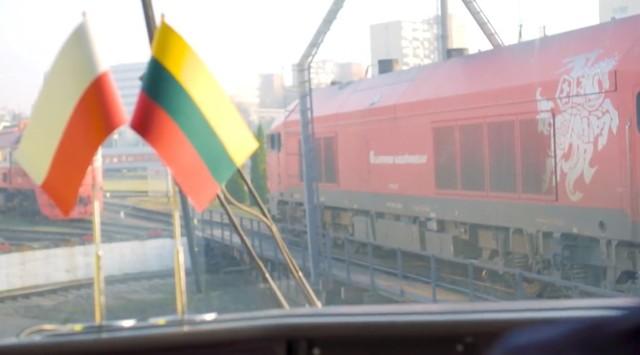 Świetna akcja litewskich kolejarzy z okazji 100-lecia niepodległości! Posłuchaj hymnu Polski w wykonaniu septetu lokomotyw