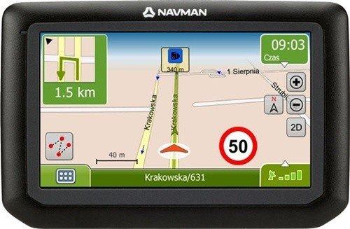 Navman, nawigacja, nawigacje, GPS | Głos Koszaliński