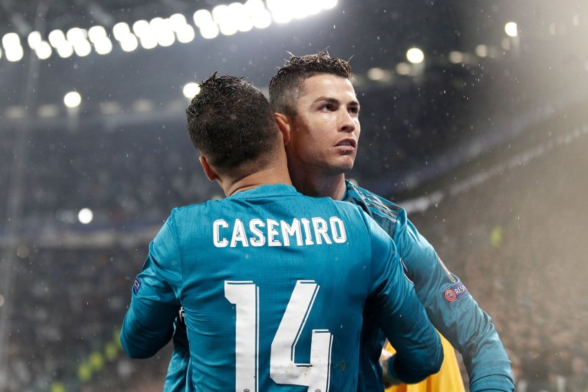 Real kolejny raz rozbił Juventus