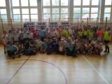 Lekcja WF z olimpijczykami w SP im. M. Konopnickiej w Lipinach [ZDJĘCIA]