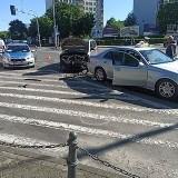 Ostrołęka. Dwa wypadki drogowe w poniedziałkowe przedpołudnie, 14.06.2021