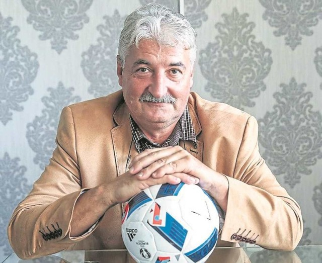 Krzysztof Jarzyna chce stworzyć futsalowy ośrodek w Słomnikach
