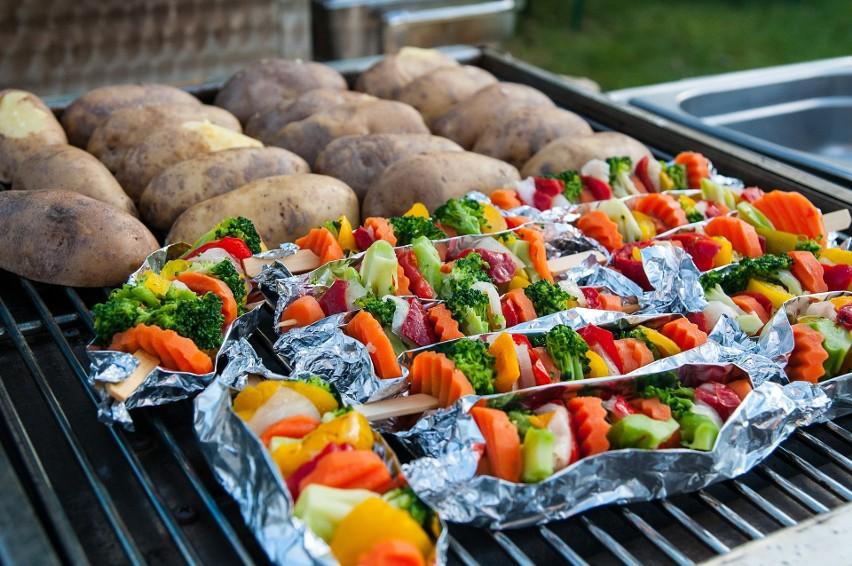 Grillowanie warzyw i mięsa jest tak samo proste. Wybrane...