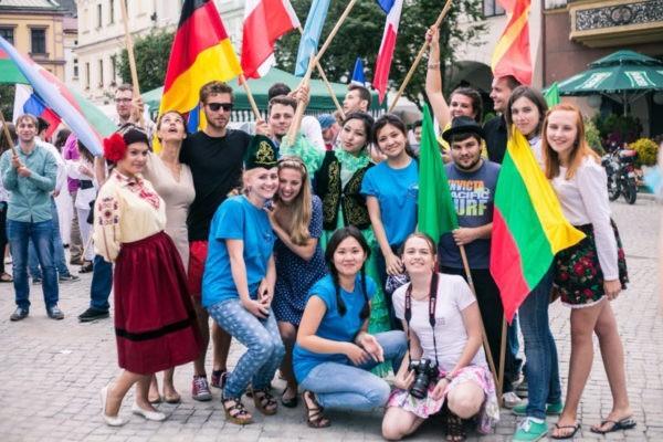 W tym roku w kursie języka polskiego w Cieszynie bierze udział około 200 obcokrajowców