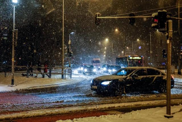 IMGW prognozuje intensywne opady śniegu!