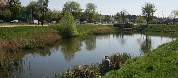 Po zakończeniu oczyszczania zagospodarowany zostanie teren wokół zbiornika: będzie uporządkowany, pojawią się m. in. elementy małej architektury i oświetlenie.