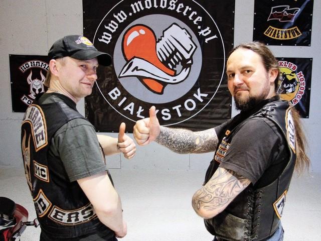 Krew to największe dobro dla potrzebujących, którym warto się podzielić – zachęcają do krwiodawstwa motocykliści Słowik i Mafia z klubu No Name MC Poland.