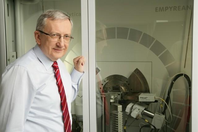 Prof. Jerzy Langer, prezes Wrocławskiego Centrum Badań EIT+